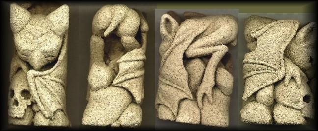 Carving foam sculpture images